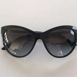 0139ce281085 Versace Accessories - Versace cat eye sunglasses